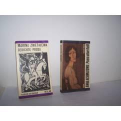 Marina Zwetajewa Gedichteprosa Russisch Und Deutsch