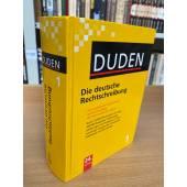 Duden - Die deutsche Rechtschreibung 24. Auflage