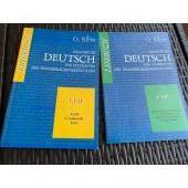 Основы немецкого языка Часть 1 и 2, Grundkurs DEUTSCH Teli 1 und 2