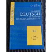 Основы немецкого языка Часть 1, Grundkurs DEUTSCH Teli 1