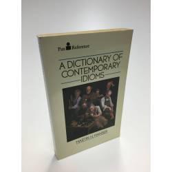 A Dictionary of Contemporary Idioms