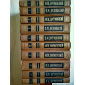 Достоевский Ф.М. Собрание сочинений в 15 томах (тома 1-10)