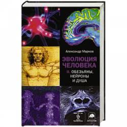 Эволюция человека. В 2 кн. Кн. 2. Обезьяны, нейроны и душа