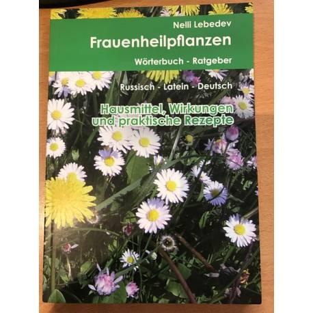 Frauenheilpflanzen Wörterbuch-Ratgeber
