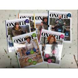 Охота комплект из 6 журналов за 2014-2016 год