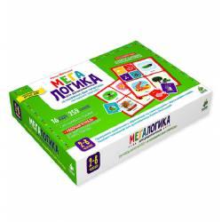 Мегалогика для дошкольников Обучающий комплект