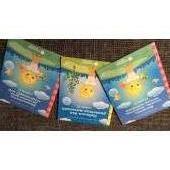 Солнечные ступеньки - математика, развитие речи, память - для 3-4 лет