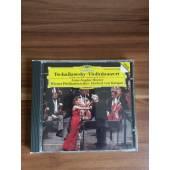 Musik CD- Tschaikowsky- Violinkonzert