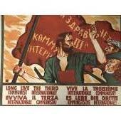 Es lebe die III. kommunistische Internationale, plakate der russischen revolution