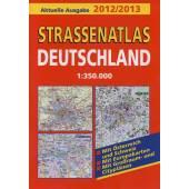 Straßenatlas Deutschland 1 : 350 000