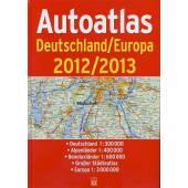 Autoatlas Deutschland / Europa