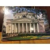МОСКВА. Набор из 17ти открыток