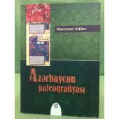 Azərbazcan paleoqrafiyasi