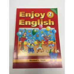 Enjoy English 2: Student's Book / Английский язык. 2 класс. Английский с удовольствием